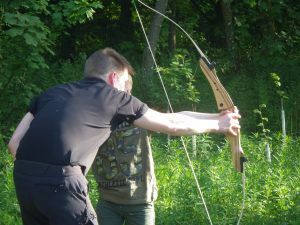 Archery instructor course