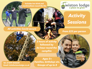 Activity Sessions and Winter Fun